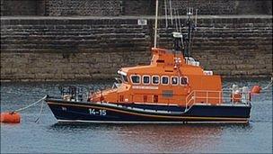 Trent class lifeboat Henry Hays Duckworth