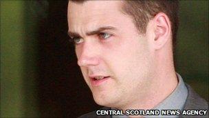 Raymond McPhee [Pic: Central Scotland News Agency]