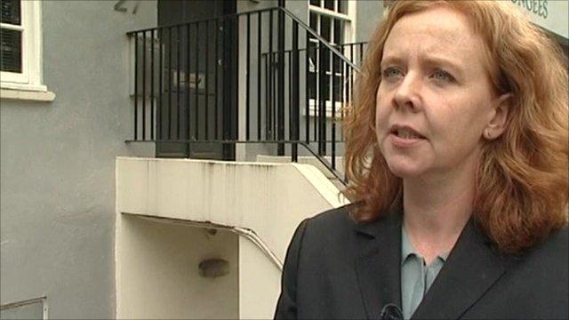Babar Ahmad's solicitor Fiona Murphy