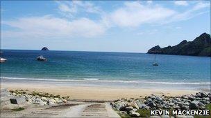 Hirta, St Kilda. Pic: Kevin MacKenzie