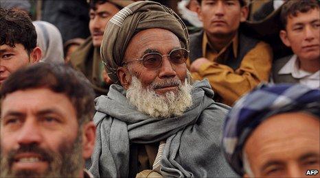 Afghans in Mazar-i-Sharif