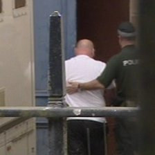 Philip O'Donnell entering court on Friday