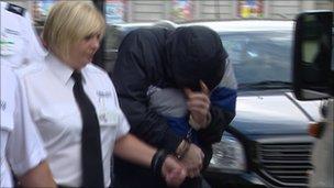 MacLennan leaving court