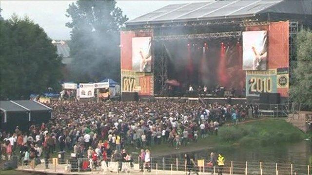Oya festival in Oslo