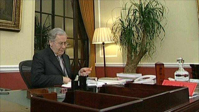 Mervyn King, Bank of England Governor