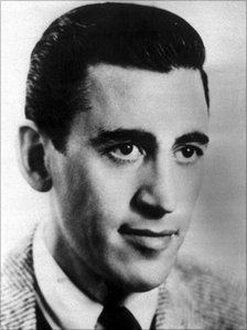 JD Salinger photographed in 1951