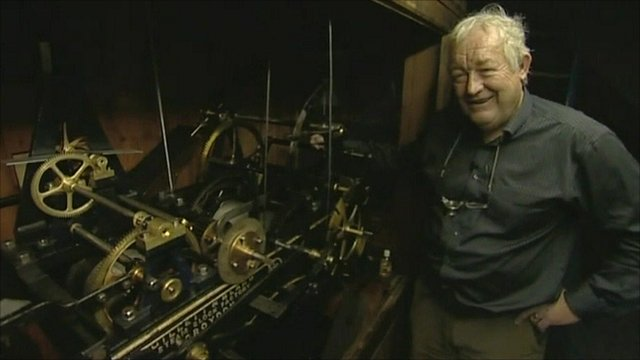 Paul Fisher, Keeper of the Great Clock
