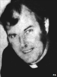 Father James Chesney