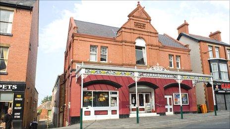 Theatr Colwyn in Colwyn Bay, Conwy