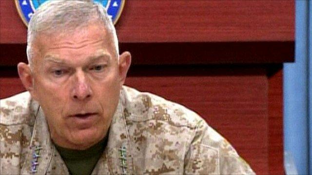 General James Conway