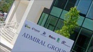 Admiral, Swansea