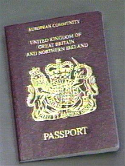 International Travel Passport Maiden Name