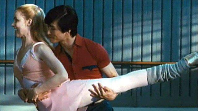 Scene from Mao's Last Dancer
