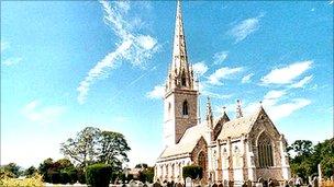 Eglwys Bodelwyddan