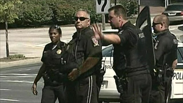 Montgomery County Police Officers
