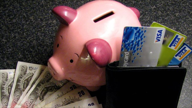 Savings and credit cards