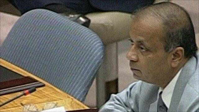UN Assistant Secretary-General for Peacekeeping Atul Khare