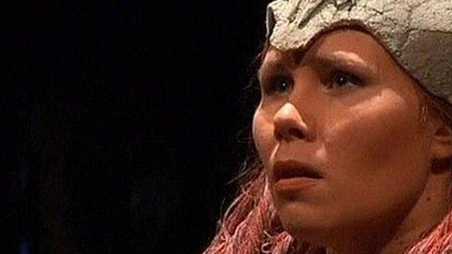 Klingon Actor