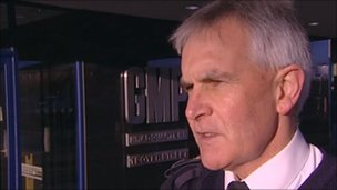 GMP Chief Constable Peter Fahy