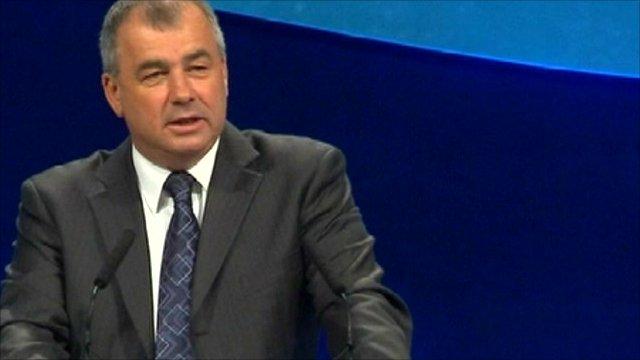 Brendan Barber, TUC General Secretary