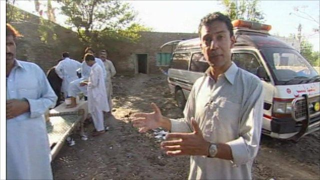 Aleem Maqbool in Pakistan