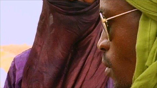 Niger nomadic tribe