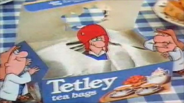Tetley tea folk