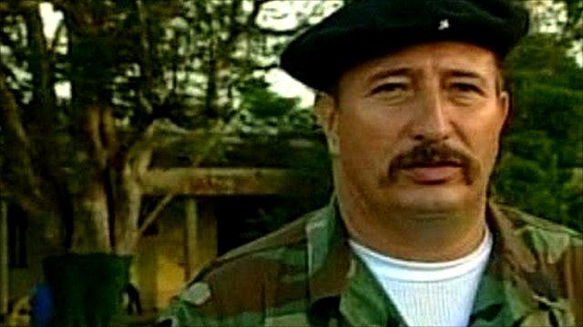 Jorge Briceno, also known as Mono Jojoy