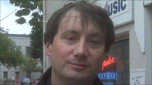 Stuart Syvret