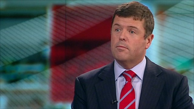 Paul Burstow Care Services Minister
