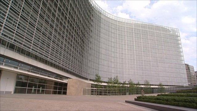 EU Commission exterior