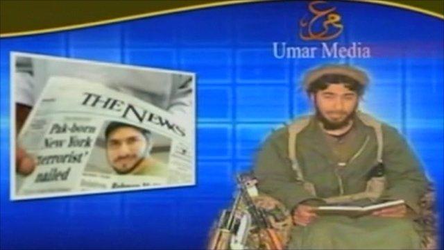 Faisal Shahzad's video