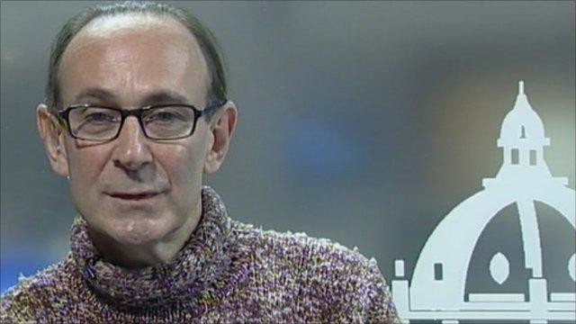 Psychologist Oliver James