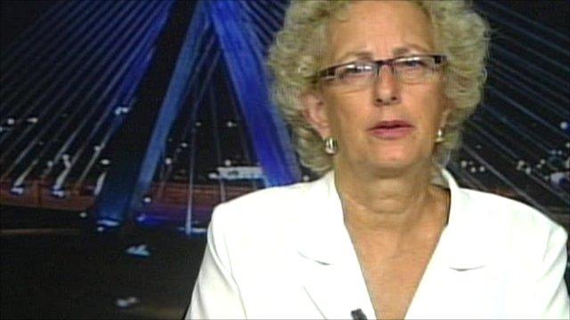 Professor Susan Reverby of Wellesley College