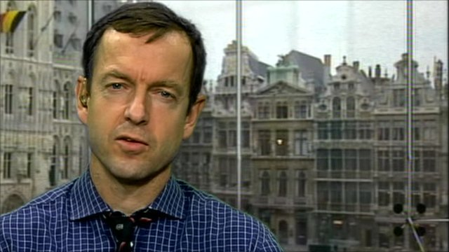 Daniel Gros, Director of the Centre for European Policy studies