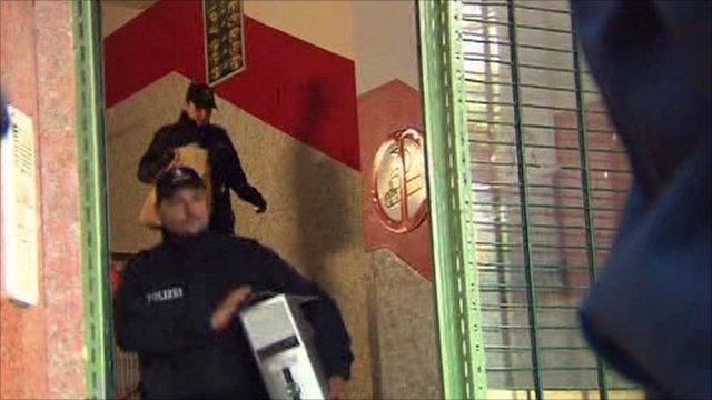 Mosque in Hamburg under investigation