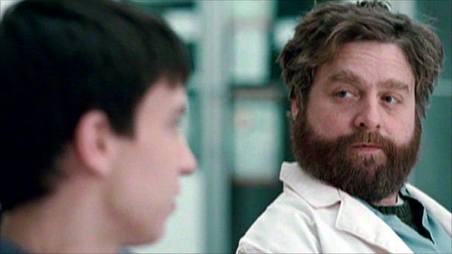 Hollywood funnyman Zack Galifianakis