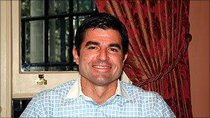 Scott O'Neil, boss of Madison Square Garden Sport