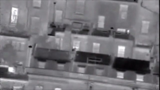 Police video of the siege