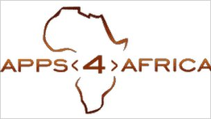 Apps 4 Africa competition logo