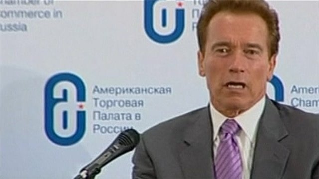 Arnold Schwarzenegger, California Governor