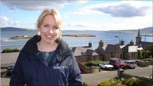 Eileen Linklater, European Marine Energy Centre