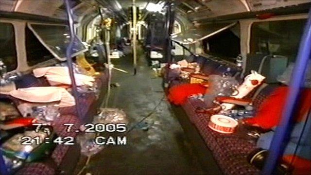 7/7 emergency footage