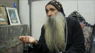 Bishop Anba Kirollis of Naga Hamady