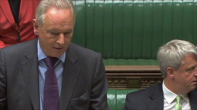 Minister Francis Maude explains 'decisive' quango move
