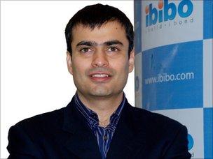 Ibibo's CEO, Ashish Kashyap