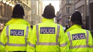 GMP officers (pic courtesy of Greater Manchester Police)