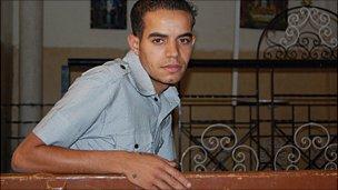 Shooting witness, Antonious Reza