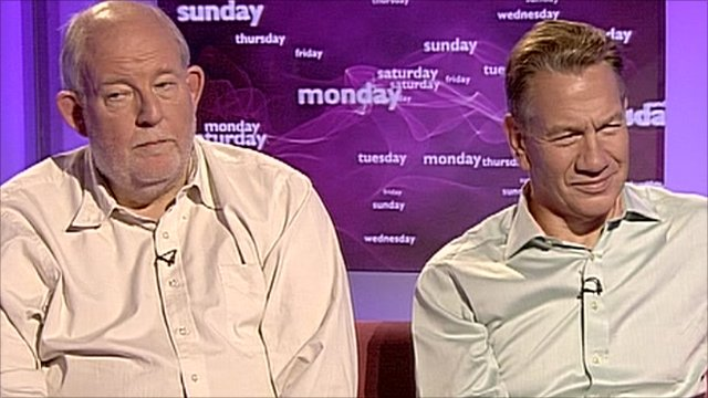 Charles Clarke and Michael Portillo