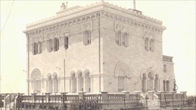 Cairo villa
